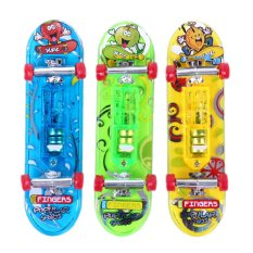 2xmini Skateboard Toys Finger Board Boy Kids Children Gifts By Sportschannel.