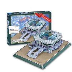 3D Puzzle Seoul Stadium Football Soccer Korea Korean TravelSouvenir Model For Kids Educational Toy