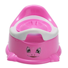 New Portable Cartoon Potty Toilet Chair Seat Baby Toddler Children Training Pink