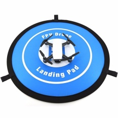 55cm Fast-Fold Landing Parking Apron Pad For Dji Mavic 2/pro/spark - Intl By Webster.