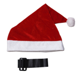 5pcs Adult Men Christmas Santa Claus Costume Suit Outfit One Size - thumbnail 5