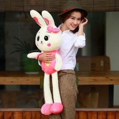 60 80 100 Cm New Style Of Cartoon Pink Rabbit Plush Toys Children