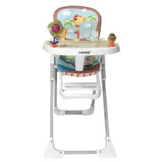 Akeeva Compact High Chair (Brown) ...