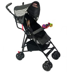Akeeva Lightweight Umbrella Stroller (black) By Babymall Philippines.