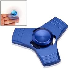 Aluminum Hand Spinner Tri Fidget Ceramic Bearing Desk Focus Toy EDC Finger Gyro - intl