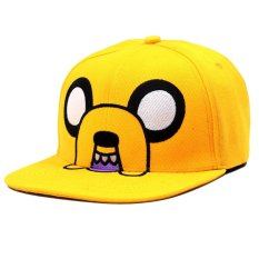 Anime Zone Adventure Time Jake The Dog Unisex Fashionable Snapback Cosplay Cap By Anime Zone.