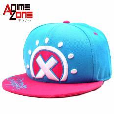 20fbd26cc9e ANIME ZONE One Piece Anime Tony Tony Chopper Hat Inspired Unisex  Fashionable Snapback Cosplay Cap (