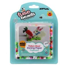 Artkal Beads Starter Kit With 450 Beads As124: Rabbit By Alyannas Nook..