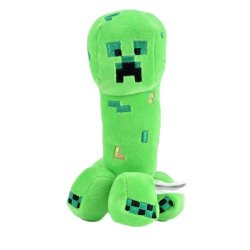 "AZONE Stuffed Toys Creeper Size 7"" Plush Toy Game Toy (Green)"