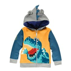 Baby Boys Jacket Kids Child Coat Hoodie Spring Autumn Clothes Outerwear Long Sleeve – D - Intl By Mile International Store.