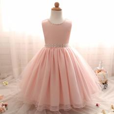 The Cheapest Price Baby Dress Kids Gown Dress Baptismal Dress