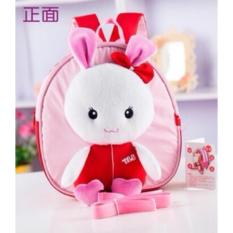 Baby Kids Bag Backpack Cute Animal Design With Safety Harness By Little Laughters.