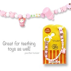 Baby Pacifier And Teether Clip Holder By Best Store Best Buys.