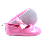 BABY STEPS Sunshine Baby Girl Shoes (Pink) - thumbnail 1
