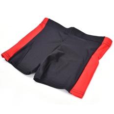 Baby Swimwear Cartoon Pattern Surfing Swim Trunks Shorts For Kids Orange - Intl By Kupanny.