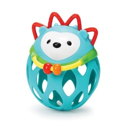 Baby Toy Bendy Ball Blue
