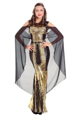 Bigood Women s Greek Goddess Halloween Athena Costume Performance Suits M -  intl 8dd8493f9ff1