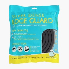 Bonjour Baby Super Dense 2-Meter Edge Guard (black) By The Sm Store.
