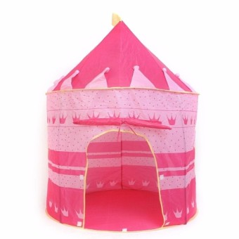 Castle Tent (Pink) - picture 2