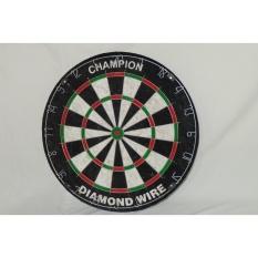 Champion Original Bristle Diamond Wire Dartboard By Sports In Style.