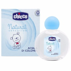 Chicco Sweet Perfume (water-Based Baby Cologne) Natural Sensation 100ml By Ollie & Co Online Shop2.
