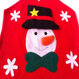 Christmas Snowman Kitchen Chair Covers - INTL - thumbnail 3