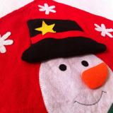 Christmas Snowman Kitchen Chair Covers - INTL - thumbnail 5