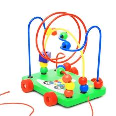 Colorful Wooden Pull Along Toy By Best Store Best Buys.