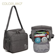 4c05f00b5549 Colorland Baby Bag Mommy Travel Diaper Bag Organizer Diapers Maternity Bags  for Mother Messenger Nappy Bags