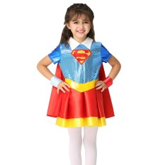 Costume Kids DC Superhero Girls Deluxe Supergirl Costume Size M - intl  sc 1 st  Philippines Store & Buy u0026 Sell Cheapest SUPERGIRL COSTUME Best Quality Product Deals ...