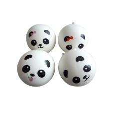 PHP 99. Cute 7cm Panda Squishy Kawaii Buns Bread Charms ...