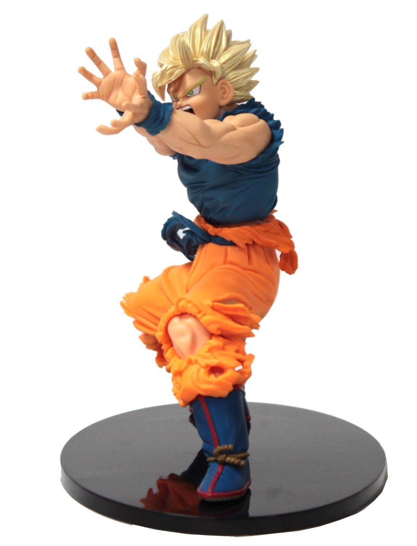Dragon Ball Z Super Saiyan Goku Action Figure - thumbnail