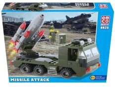 EMCO Missile Attack