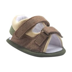 Enfant Baby Sandals (Brown)