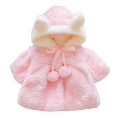 Fall Winter Infant Princess Girl Thicken Baby Clothes Coat - Intl By Welcomehome.