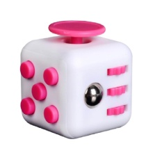 Fidget Cube Stress Reliever Magic Cube 5 By Metro Homes.