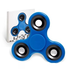 Fidget Spinner Finger ABS EDC Hand Spinner Tri For Kids Autism ADHD Anxiety Stress Relief Focus