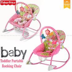 Fisher Price 0306 Infant To Toddler Rocker Pink