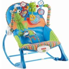 Fisher-Price Infant To Toddler Rocker Frog Design By Eifi Ann Marketing.