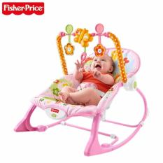 Fisher-Price Infant To Toddler Rocker (pink) By Eifi Ann Marketing.