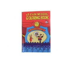 Fun Magic Coloring Book Tricks Best For Children Stage Toy