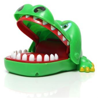 Fun Toys Crocodile Dentist Bite Finger Game Funny Terrible Novetly joke plastic Toy for Kids Gift Christmas gift
