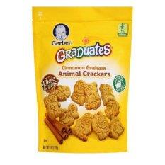 Gerber Graduates Animal Crackers Cinnamon Graham By Lucky Boy.