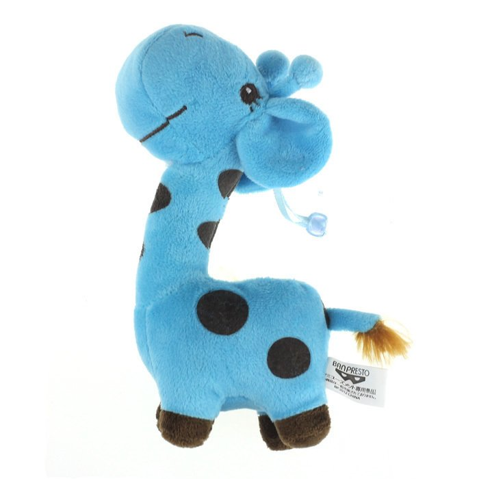 Giraffe Dear Soft Plush Toy Animal Dolls Baby Kid Birthday Party Gift (Blue) product preview, discount at cheapest price