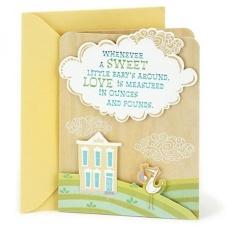 Hallmark philippines hallmark price list toys party supplies hallmark baby shower greeting card stork and house intl m4hsunfo