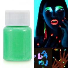 Halloween Fluorescent Luminous Glow-in-the-Dark Body Face Paint (Green)