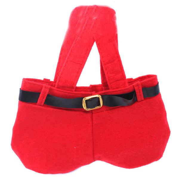 Hengsong Christmas Candy Bag (Red) - thumbnail
