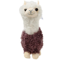 HengSong Grass Mud Horse Plush Doll (Brown)