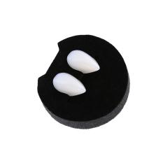HengSong Vampire Denture Teeth 15mm Fangs Party Halloween Costume White - Intl