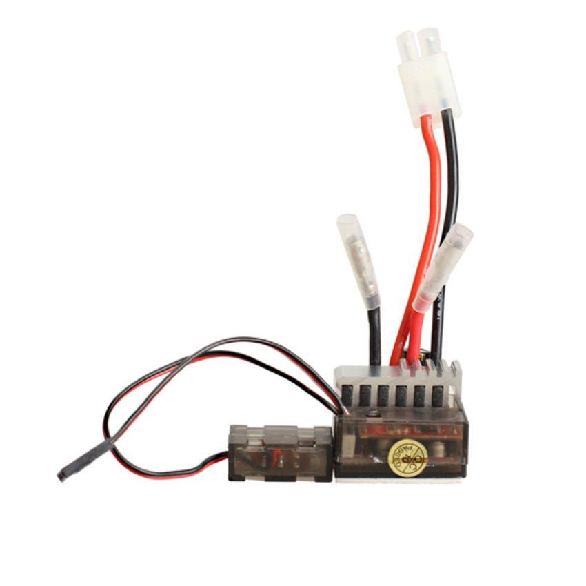 HKS Brushed Bi-directional Electron Speed Regulator Controller - Intl - thumbnail